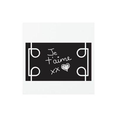 ADZif Memo Liana (Chalkboard) Wall Sticker