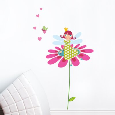 Piccolo Princess Nina Wall Decal