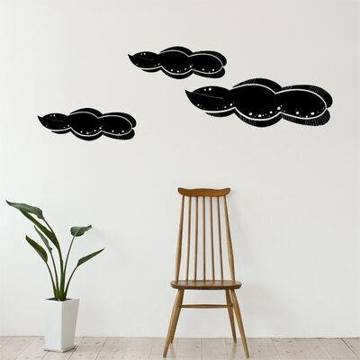 ADZif Spot Eels Wall Decal