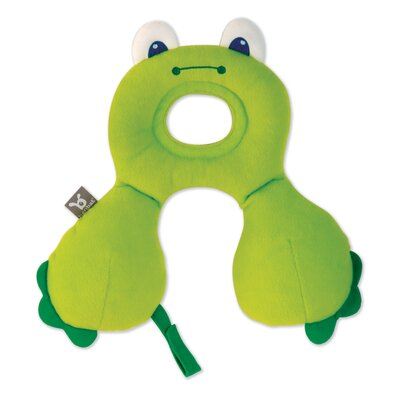 Travel Friends Head/Neck Support 0-12 Months - FROG