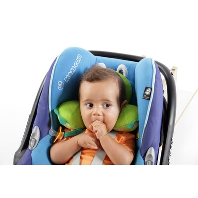 BenBat Travel Friends Head/Neck Support 0-12 Months - FROG