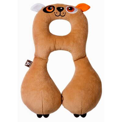 Travel Friends Head/Neck Support: 4-8 yrs old - DOG