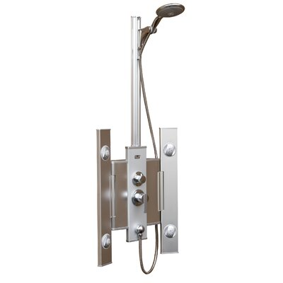 Pulse Showerspas Kapalani ShowerSpa Diverter Shower Panel