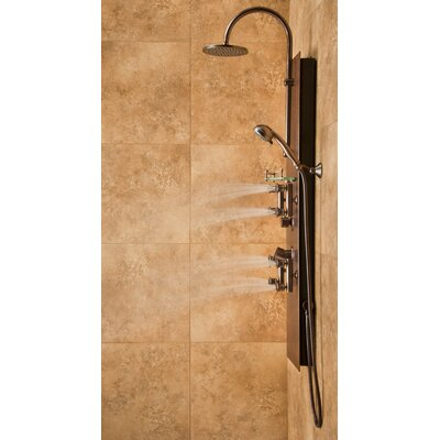 Pulse Showerspas Mojave ShowerSpa Diverter Shower Panel