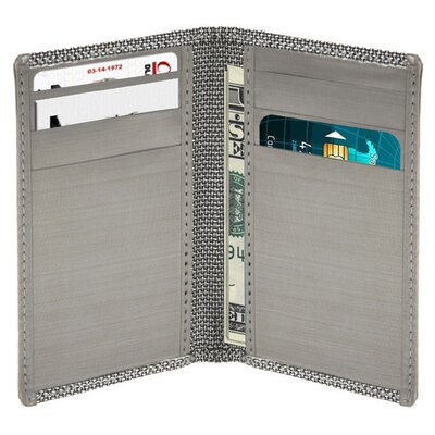 Stewart/Stand RFID Blocking Texture Driving Wallet