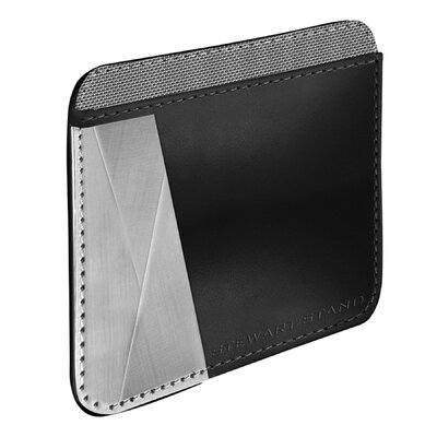 Leather Tech Credit Card Case