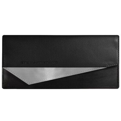 Stewart/Stand RFID Blocking Color Block Clutch Wallet
