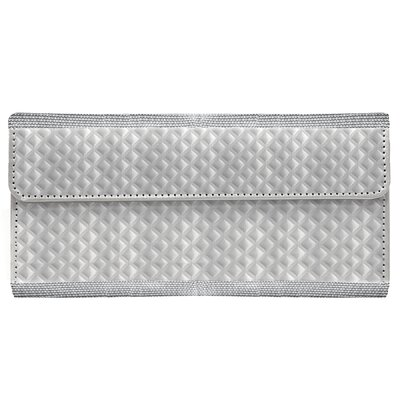 Stewart/Stand RFID Blocking Monochrome Continental Clutch Wallet