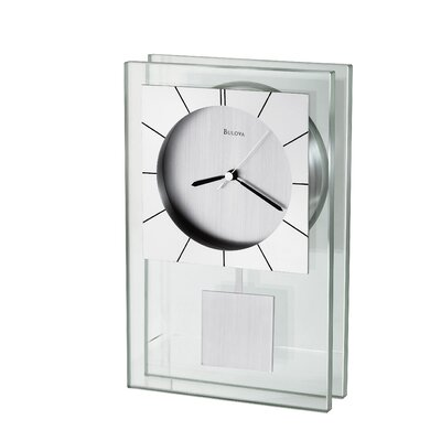 Bulova Insight Mantel Clock
