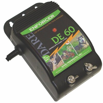 Dare Products Electric Fence Controller