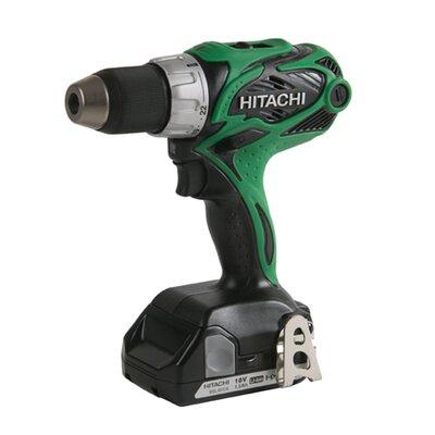 Hitachi 18V Lithium Ion Driver Drill