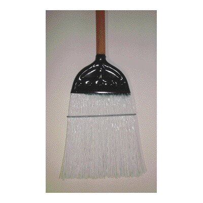 Hamburg Industries Poly Broom with Metal Head