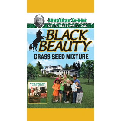 Jonathan Green Inc Black Beauty Grass Seed Mix
