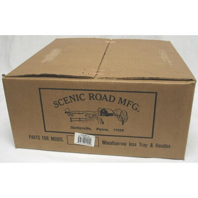 Scenic Road Manufacturing Parts Box For Sr7-1 Wheel Barrow