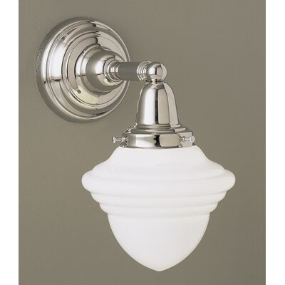 Norwell Lighting Bradford Schoolhouse 1 Light Wall Sconce