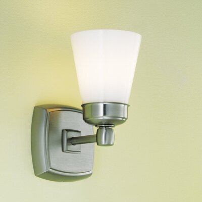Norwell Lighting Soft Square 1 Light Wall Sconce