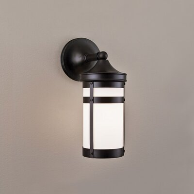 Outdoor Wall Sconce With On Or Off Switch : Westinghouse Lighting Laurel Springs 1 Light Wall Sconce with On / Off Switch & Reviews Wayfair