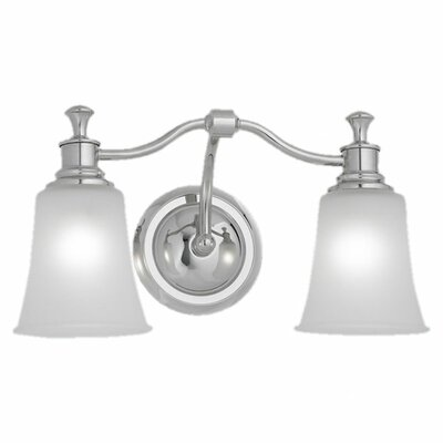 <strong>Norwell Lighting</strong> Sienna 2 Light Bath Vanity Light