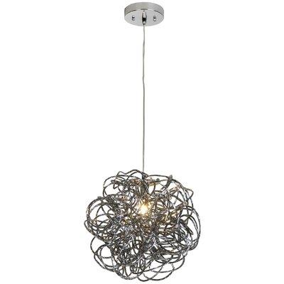 Trend Lighting Corp. Mingle 1 Light Pendant