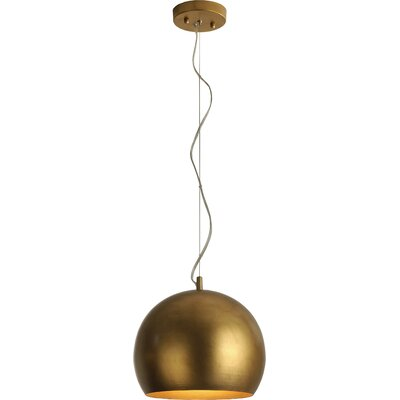 Trend Lighting Corp. Latitude 1 Light Pendant