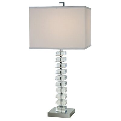 """Trend Lighting Corp. Ascension 27.5"""" H Table Lamp with Square Shade"""