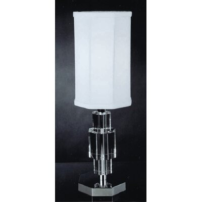 Trend Lighting Corp. Cascades 1 Light Accent Table Lamp