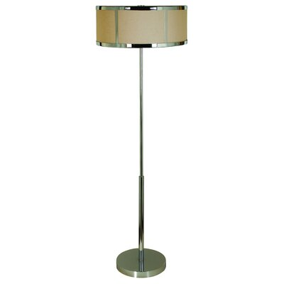 Trend Lighting Corp. Butler 2 Light Floor Lamp