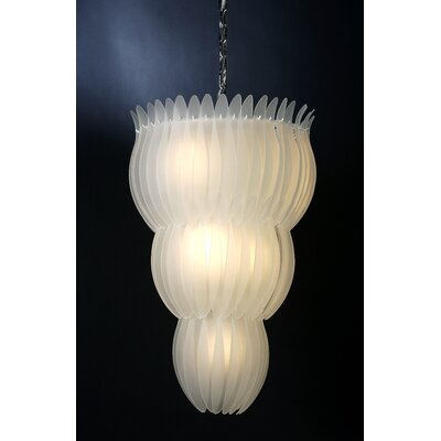 Trend Lighting Corp. Aphrodite 10 Light Pendant