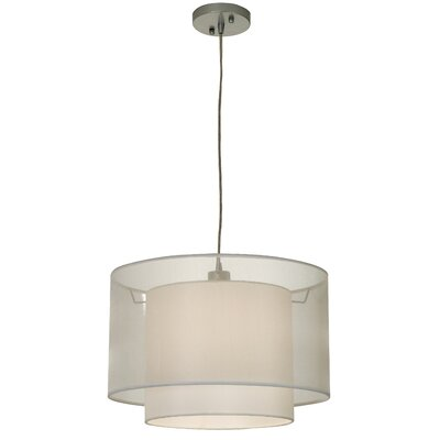 Trend Lighting Corp. Brella Drum Foyer Pendant