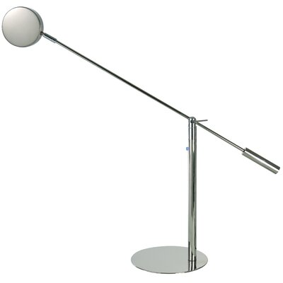 Trend Lighting Corp. Slim Task Table Lamp with Puck Shade