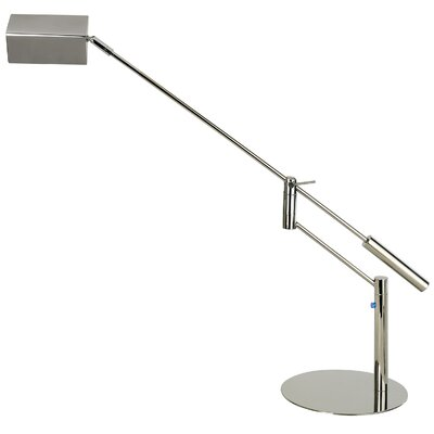 Trend Lighting Corp. Slant Task Table Lamp with Diamond Shade