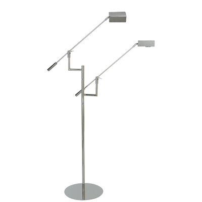Trend Lighting Corp. Panorama Task Floor Lamp