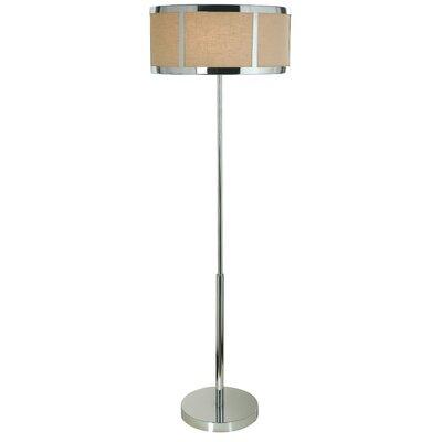 Trend Lighting Corp. Butler 2 Light Floor Lamp