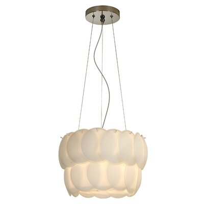 Trend Lighting Corp. Selene 1 Light Pendant