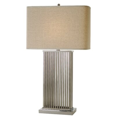 "Trend Lighting Corp. Escape 31.5"" H Table Lamp with Rectangle Shade"