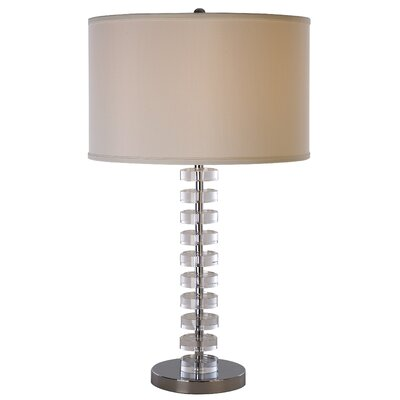 "Trend Lighting Corp. Ruminations 27"" H Table Lamp with Drum Shade"
