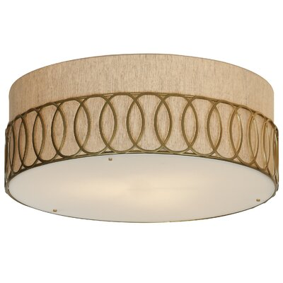 Trend Lighting Corp. Bangle Large Flush Mount