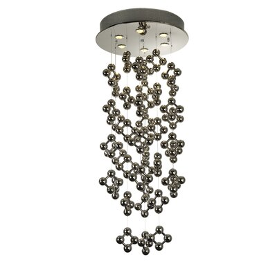 Trend Lighting Corp. Jax 6 Light Chandelier