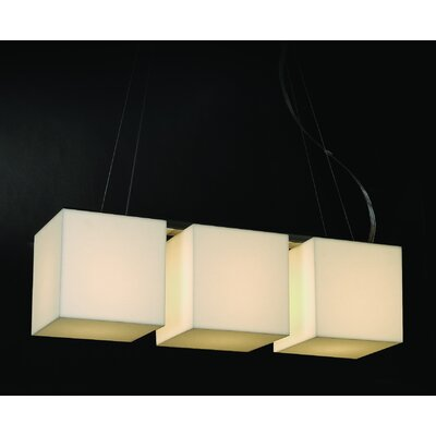 Q 3 Light Trio Pendant