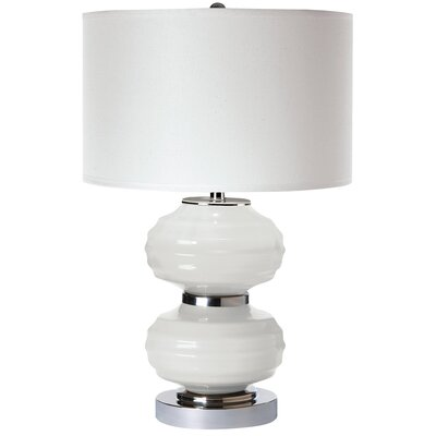 Trend Lighting Corp. Carnia 1 Light Table Lamp