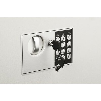 Paragon Safe Quarter Master Digital Keypad Premium Home Office Security Commercial Wall Safe