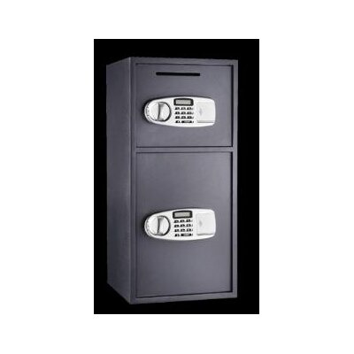 Paragon Safe Suredrop Digital Deluxe Double Electronic Lock Depository Safe