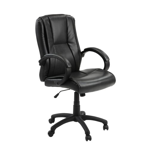 Sella High-Back Leather Executive Office Chair
