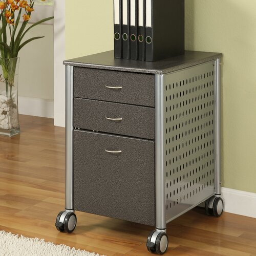 Innovex 3-Drawer Filing Cabinet