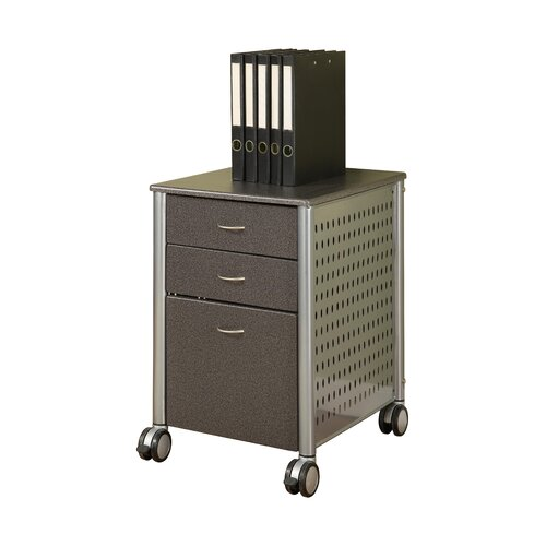 Innovex 3 Drawer Filing Cabinet II