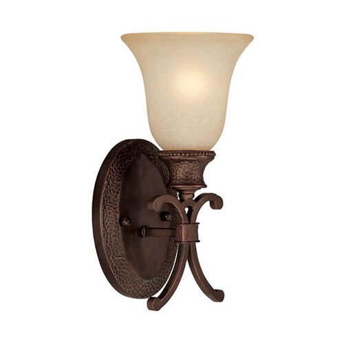 Capital Lighting Hill House 1 Light Wall Sconce