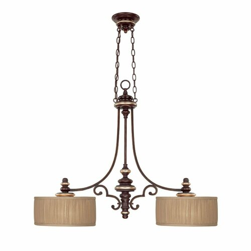 Capital Lighting Park Place 2 Light Kitchen Island Pendant