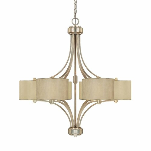 Lenox 6 Light Chandelier