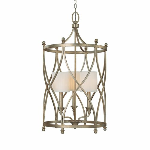 Fifth Avenue 3 Light Foyer Pendant