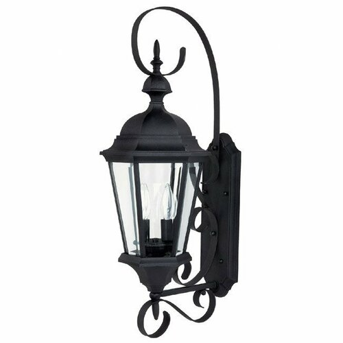 Capital Lighting Carriage House 2 Light Outdoor Wall Lantern